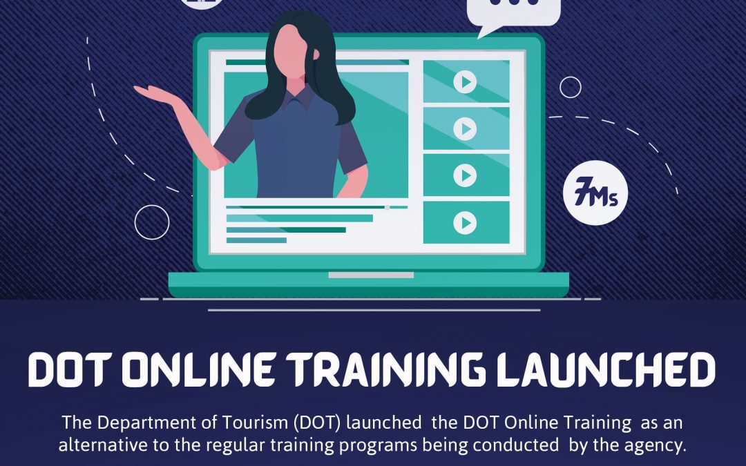 """DOT Offers Online """"Enhanced Opportunity"""" Training for Tourism Stakeholders"""