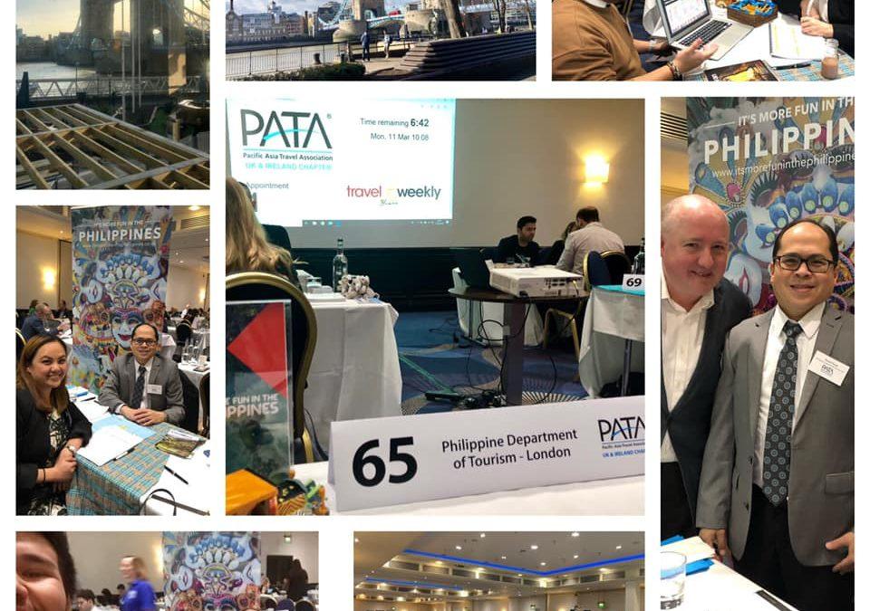 PDOT London joins PATA Exchange