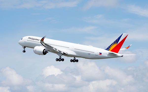 A350-900-Philippines-Airlines-MSN221-take-off