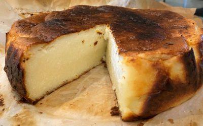 Create Sarap London's Cassava Cheesecake