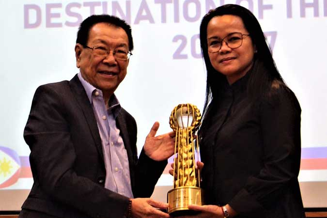 Subic Bay named top sports tourism destination