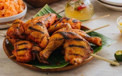 Try TURO TURO's Chicken Inasal