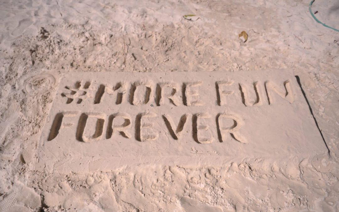 DOT's #MoreFunForever campaign highlights the need for sustainable tourism