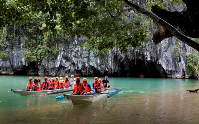 JANUARY TOURIST ARRIVALS HIT ALL-TIME HIGH