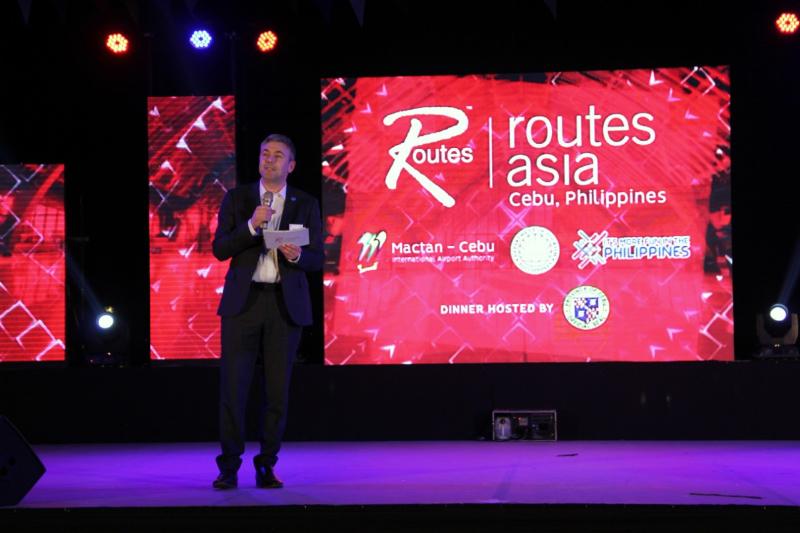 """Media Release: """"DOT, MCIAA welcome Routes Asia 2019 delegates to Cebu."""
