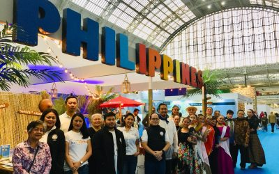 Philippines at the Destinations 2019 Olympia London Show