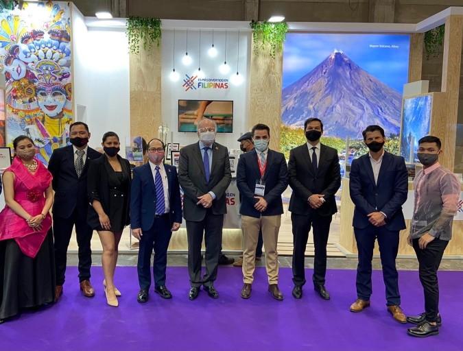 FITUR 2021 - PH Delegation