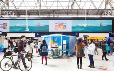 Philippine Department of Tourism at London Waterloo Again this November