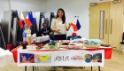 Kat Alcantara of PDOT London promotes the Philippines at the Cultural Day of Harris Academy in North London - 28 June.jpg