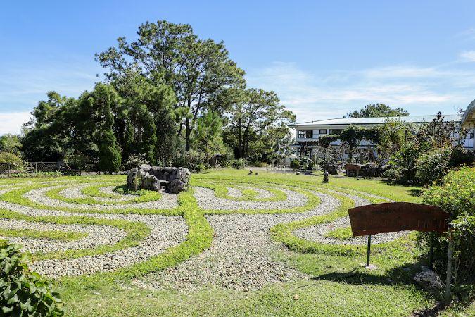 Mirador Jesuit Villa Labyrinth