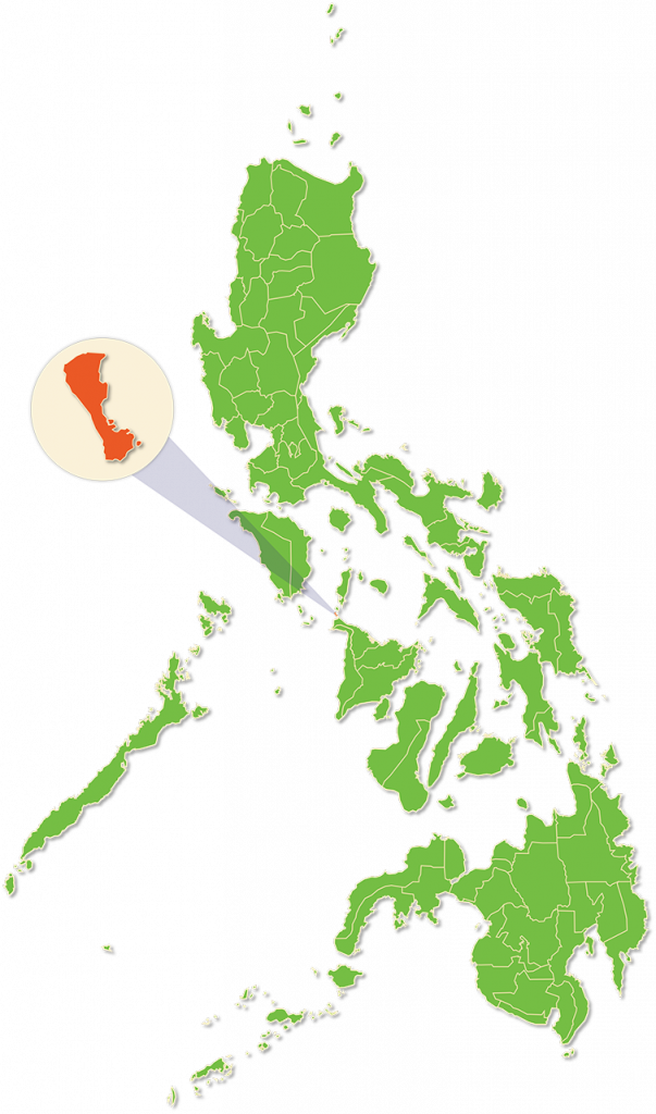 Boracay detail map