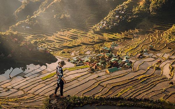 Batad Rice Terrace, Luzon