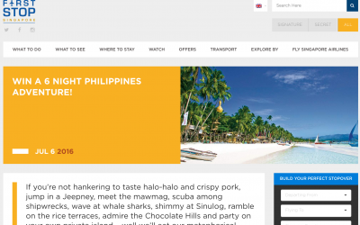The Philippine Department of Tourism London Launches its Twin-Centre Destination Campaign with Singapore Airlines