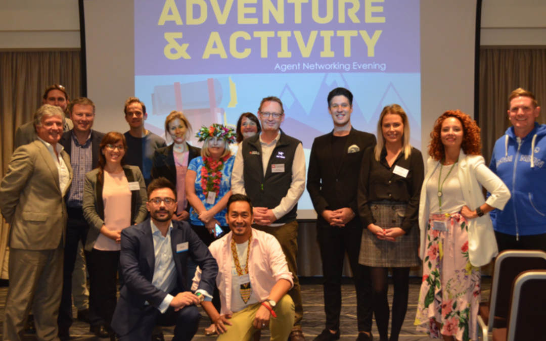 PDOT London at Travel Bulletin Leeds for its Adventure and Activity Showcase