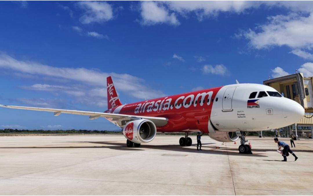 AirAsia eyes new international flights at new Panglao airport in 2019