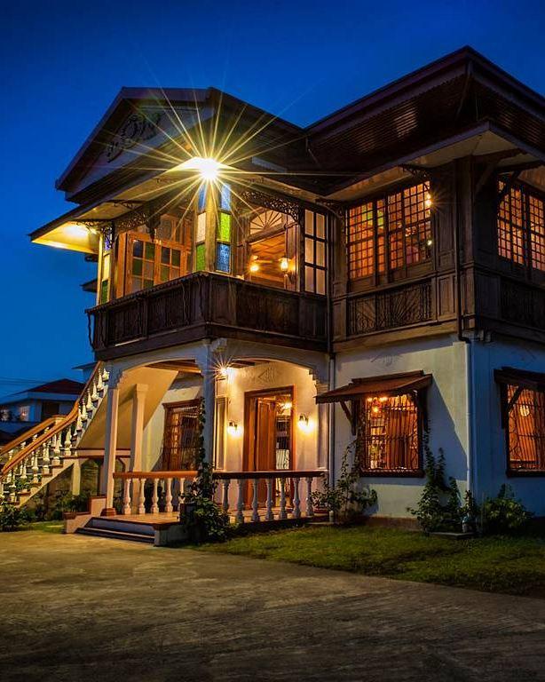 Casa Simeon Albay  400