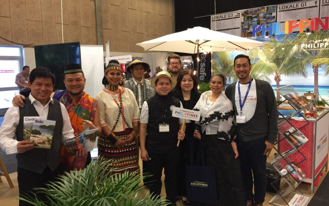 PDOT London joins Danish Travel Show 2019