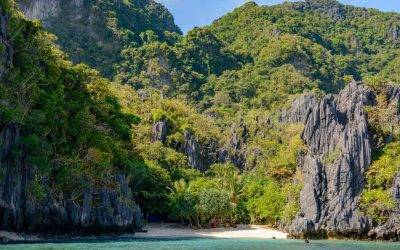 DOT celebrates Hidden Beach, Palawan's inclusion in CNT's Best Beaches in the World