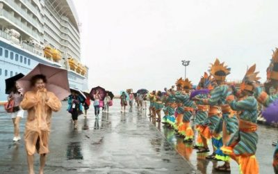 Cruise ship arrivals seen bringing 329,000 visitors this year