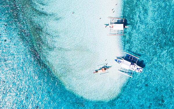 Cebu boat ride