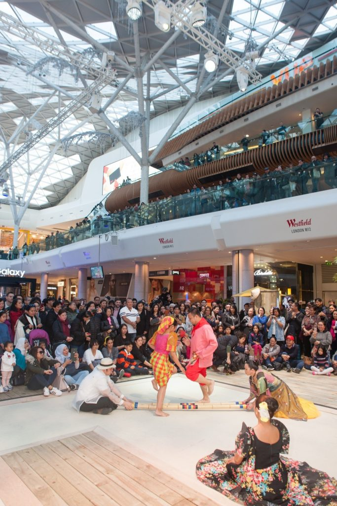 The Philippines at Westfield Shopping Centre in London