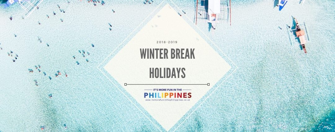Philippine's Best Winter Break Offers for 2018/19