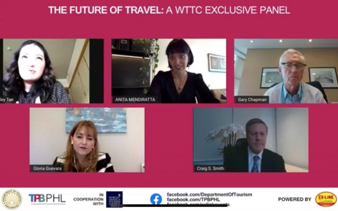 DOT partners with WTTC to share experts' tourism outlook, recovery plans